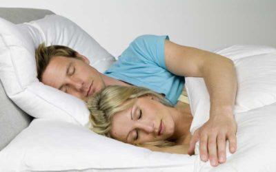 Richtiges Schlafen